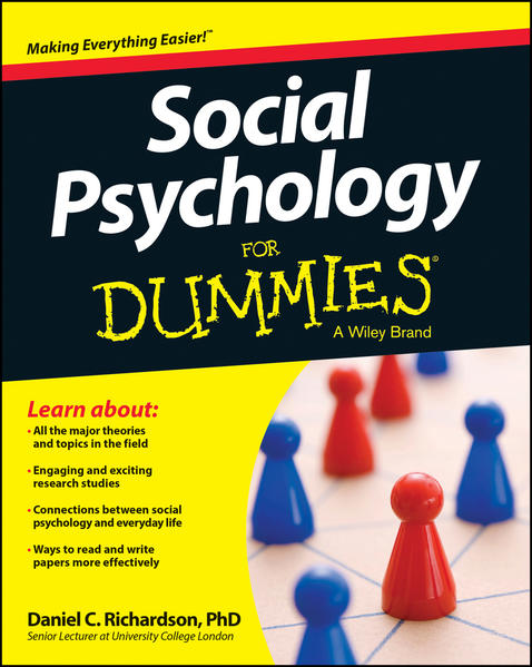 Social Psychology For Dummies - Coverbild