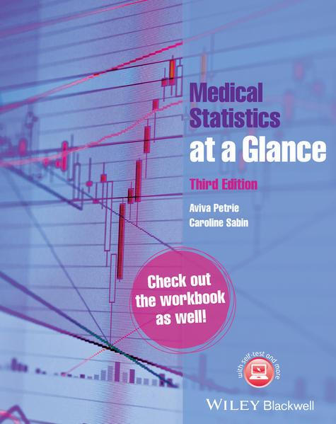 Medical Statistics at a Glance - Coverbild