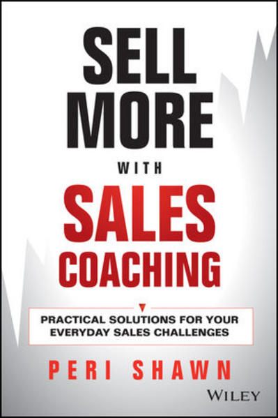 Sell More With Sales Coaching - Coverbild