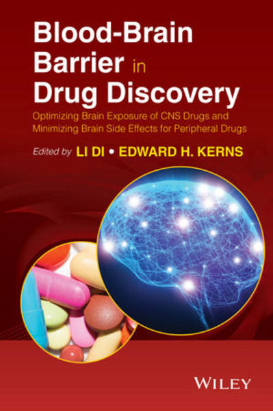 Blood-Brain Barrier in Drug Discovery - Coverbild