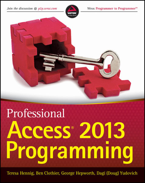 Professional Access 2013 Programming - Coverbild
