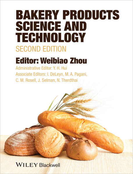 Bakery Products Science and Technology - Coverbild