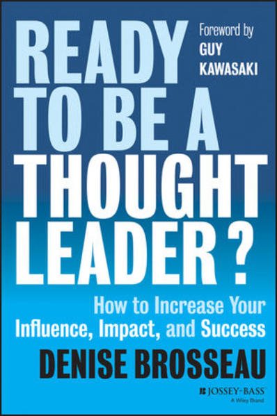 Ready to Be a Thought Leader? - Coverbild