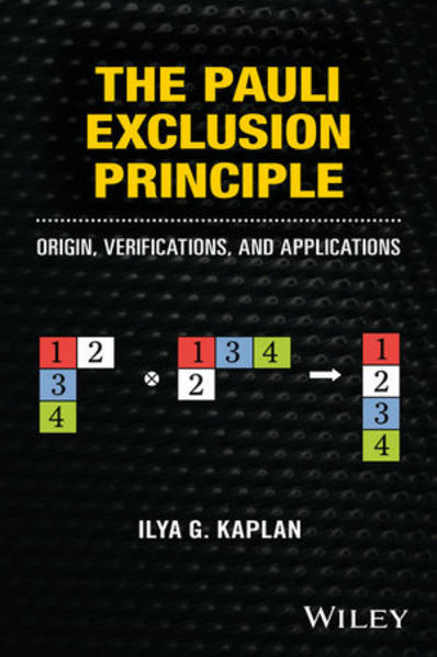 The Pauli Exclusion Principle - Coverbild