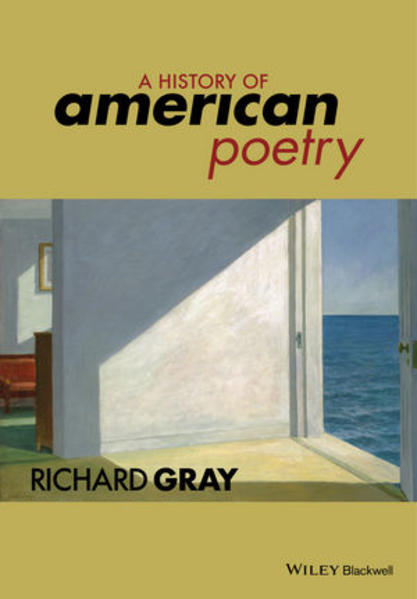 A History of American Poetry - Coverbild
