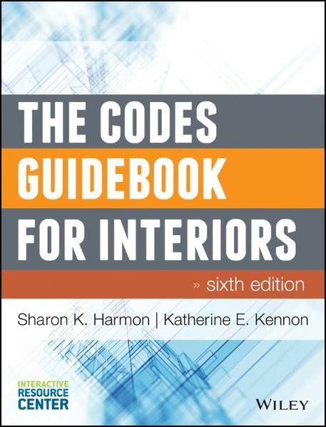The Codes Guidebook for Interiors - Coverbild