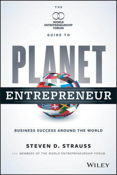 Planet Entrepreneur - Coverbild
