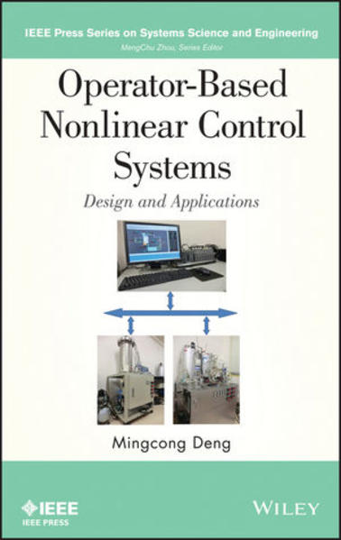 Operator-Based Nonlinear Control Systems Design and Applications - Coverbild