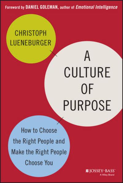 A Culture of Purpose - Coverbild