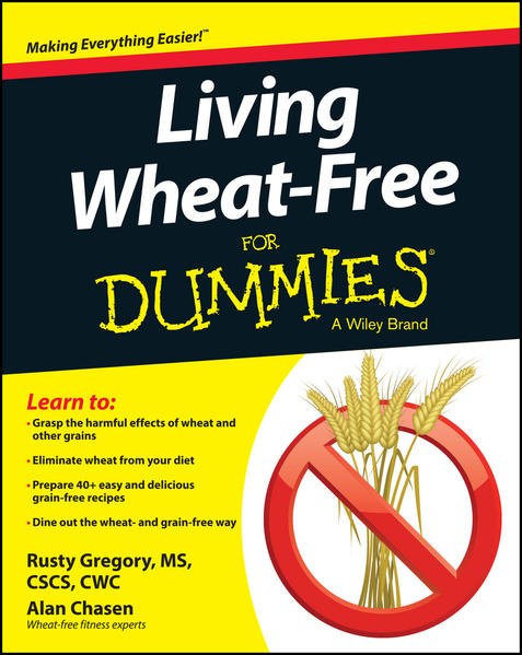 Living Wheat-Free For Dummies - Coverbild