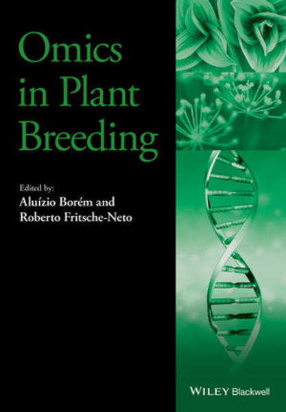 Omics in Plant Breeding - Coverbild