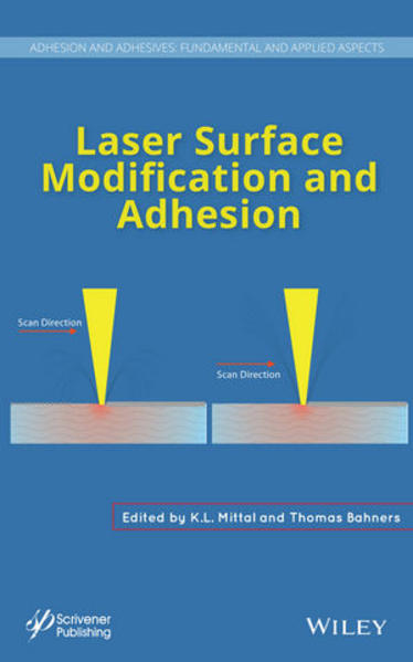 Laser Surface Modification and Adhesion - Coverbild
