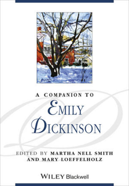 A Companion to Emily Dickinson - Coverbild