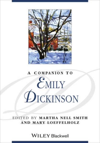 A Companion to Emily Dickinson - Coverbild
