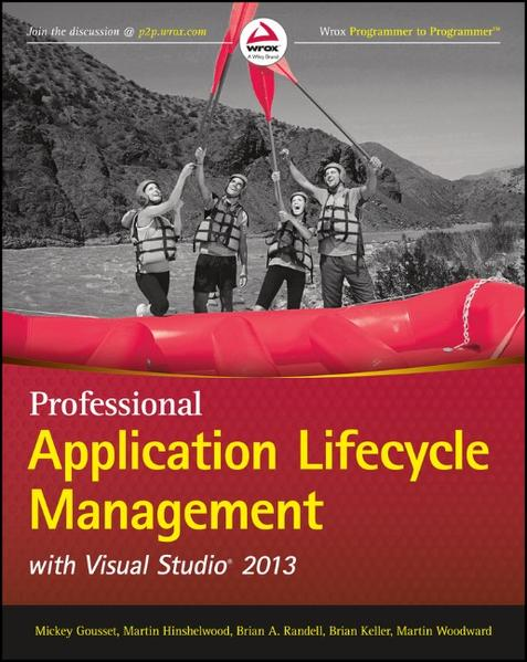 Professional Application Lifecycle Management with Visual Studio 2013 - Coverbild