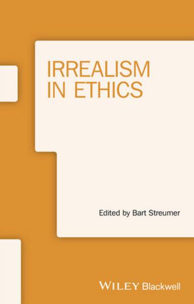 Irrealism in Ethics - Coverbild