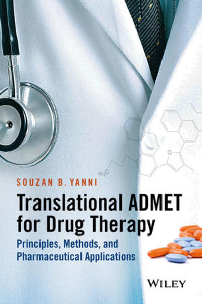 Translational ADMET for Drug Therapy - Coverbild