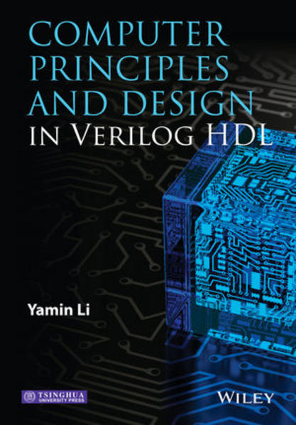 Computer Principles and Design in Verilog HDL - Coverbild