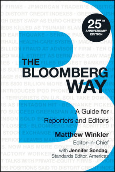 The Bloomberg Way - Coverbild
