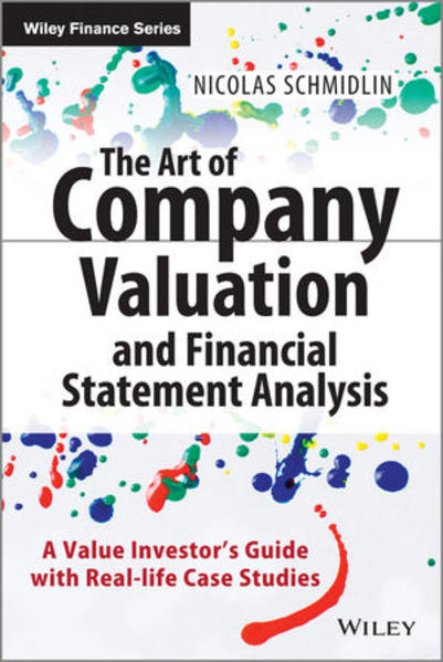 The Art of Company Valuation and Financial Statement Analysis - Coverbild