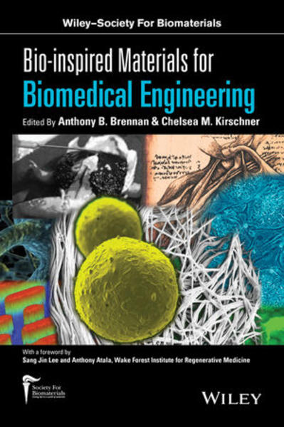 Bio-inspired Materials for Biomedical Engineering - Coverbild