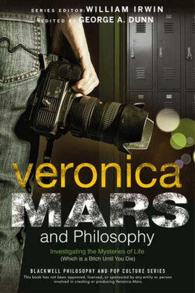Veronica Mars and Philosophy - Coverbild