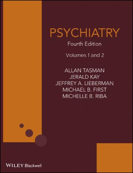 Psychiatry, 2 Volume Set - Coverbild