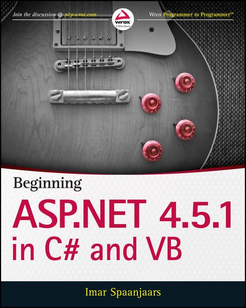 Beginning ASP.NET 4.5.1 - Coverbild
