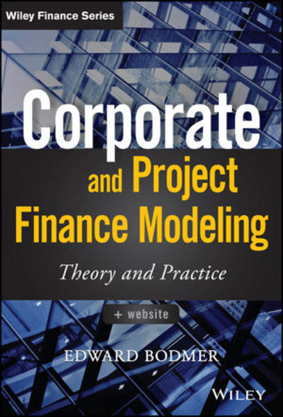 Corporate and Project Finance Modeling - Coverbild