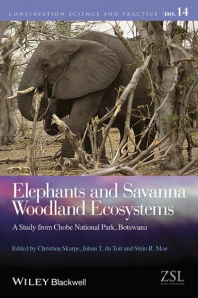 Elephants and Savanna Woodland Ecosystems - Coverbild