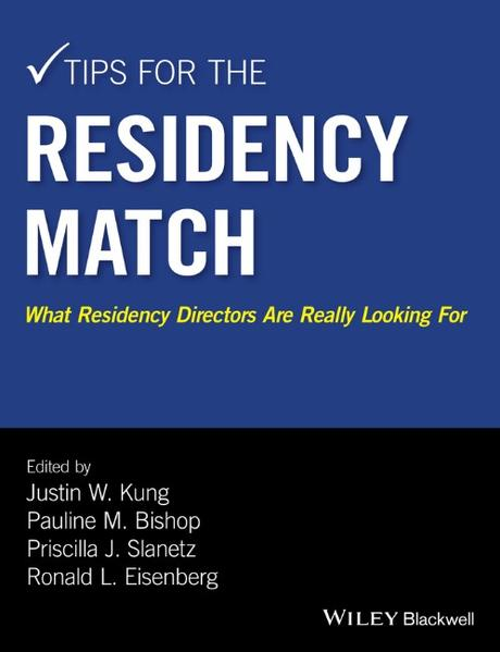 Tips for the Residency Match - Coverbild