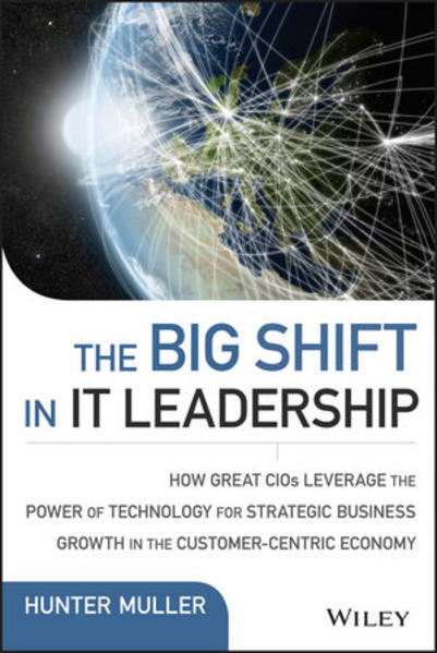The Big Shift in IT Leadership - Coverbild