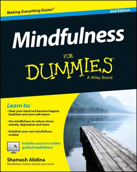 Mindfulness For Dummies - Coverbild