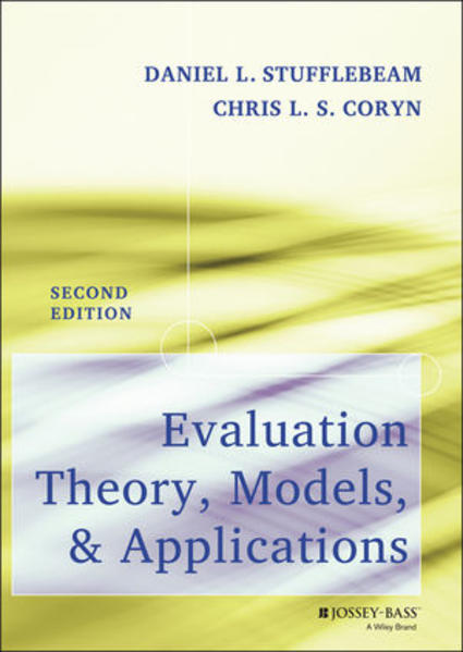 Evaluation Theory, Models, and Applications - Coverbild