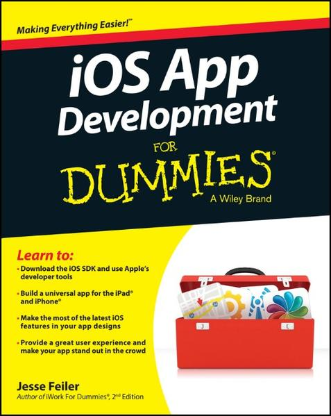 iOS App Development For Dummies - Coverbild