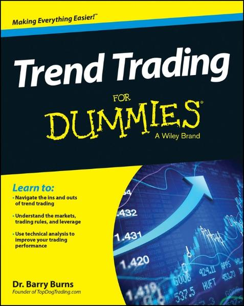 Trend Trading For Dummies - Coverbild