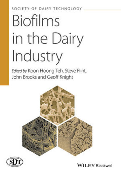 Biofilms in the Dairy Industry - Coverbild