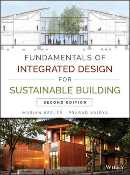 Fundamentals of Integrated Design for Sustainable Building - Coverbild
