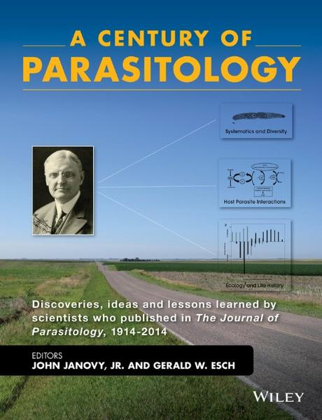 A Century of Parasitology - Coverbild