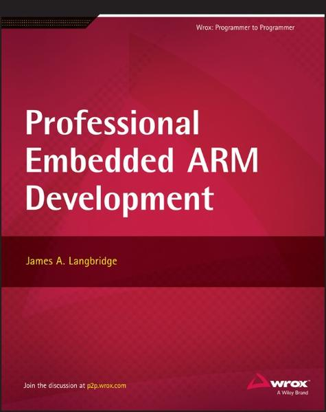 Professional Embedded ARM Development - Coverbild