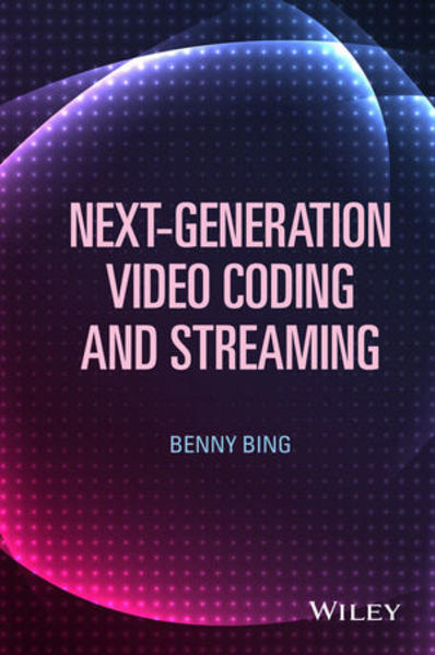 Next-Generation Video Coding and Streaming - Coverbild