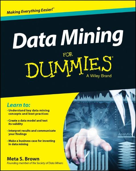 Data Mining For Dummies - Coverbild