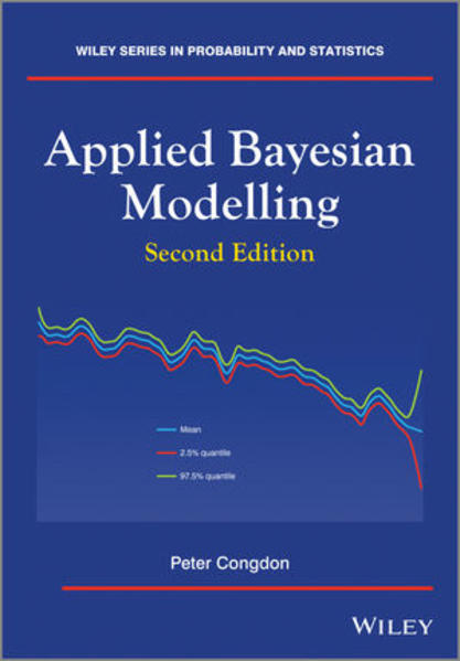 Applied Bayesian Modelling - Coverbild