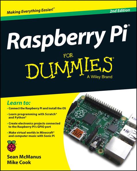 Raspberry Pi For Dummies - Coverbild
