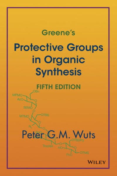 Greene's Protective Groups in Organic Synthesis - Coverbild