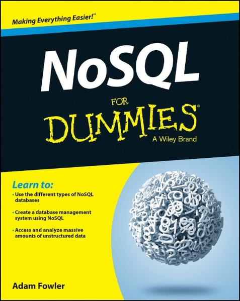 NoSQL For Dummies - Coverbild