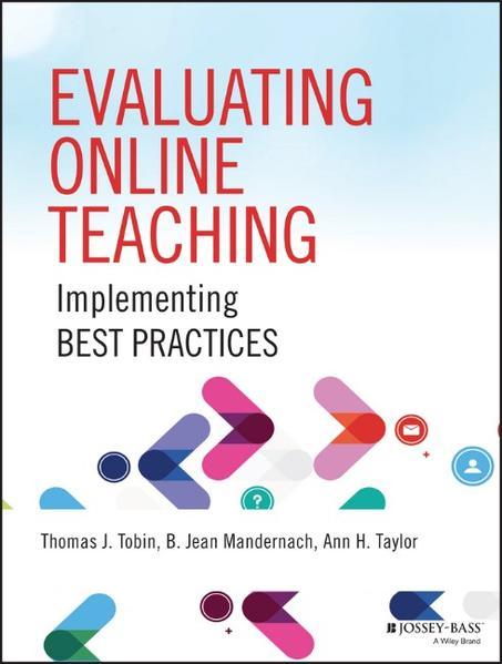 Evaluating Online Teaching - Coverbild
