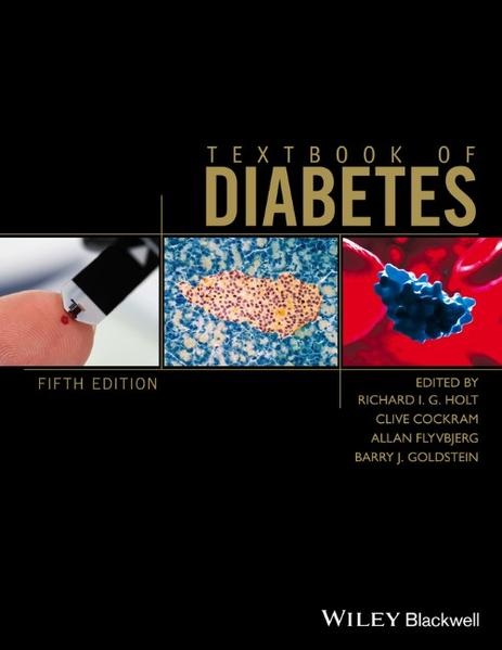 Textbook of Diabetes - Coverbild