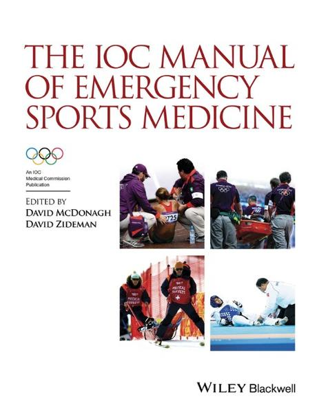 The IOC Manual of Emergency Sports Medicine - Coverbild