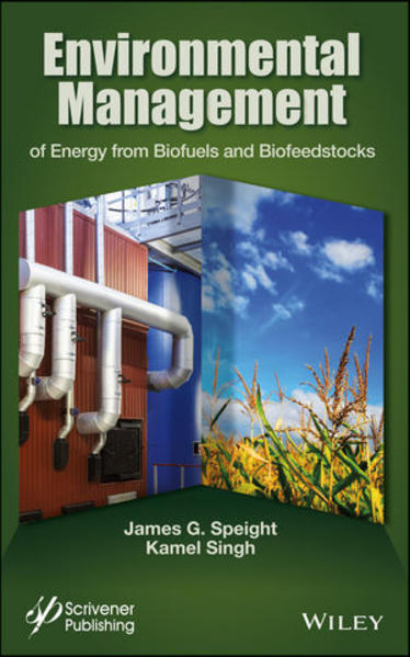 Environmental Management of Energy from Biofuels and Biofeedstocks - Coverbild